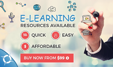 E-Learning Package I Online Training Materials | RTO Materials